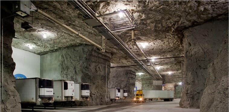 Ufo Mania Truck Driver Confirms Underground City Beneath Us