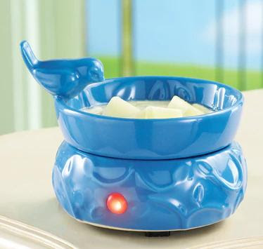 Bird Candle Wax Warmer