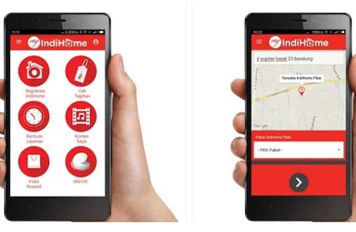 Aplikasi My IndiHome Untuk Cek Tagihan Indihome Di Android