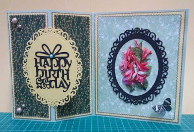 Special Fold Birthday Card