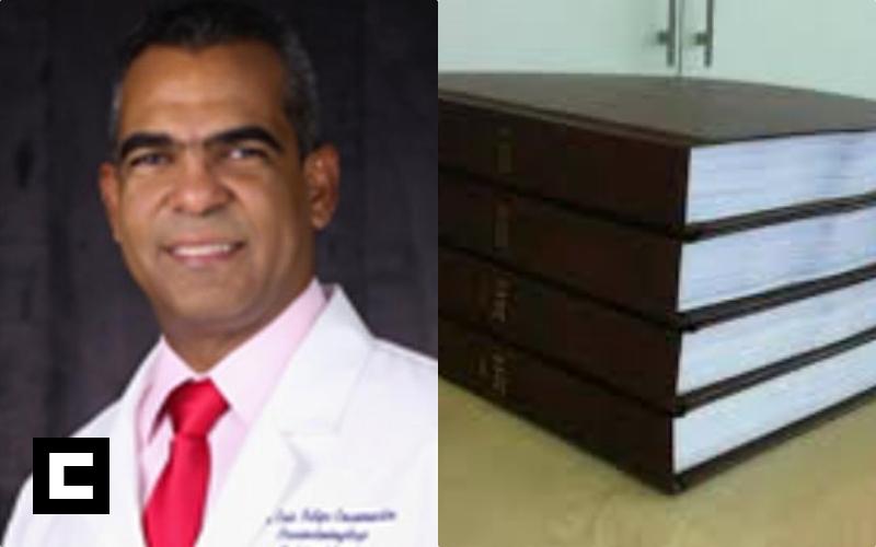 otorrinolaringólogo Luis Felipe Encarnación