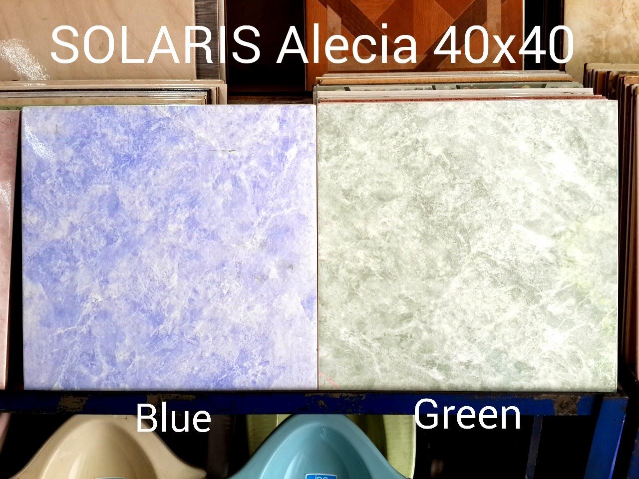 Indah Ceramic Jakarta Keramik Lantai Glossy Marble 40x40
