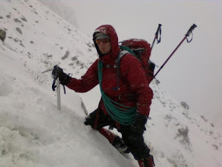 Aaron Lawrence - Winter Mountaineering