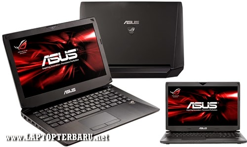 Spesifikasi dan Harga Laptop ASUS ROG (Republic Of Gamer)