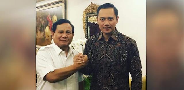 Berterima Kasih pada Prabowo yang Telah Jenguk SBY, AHY: Semoga Bapak Juga Sehat Selalu