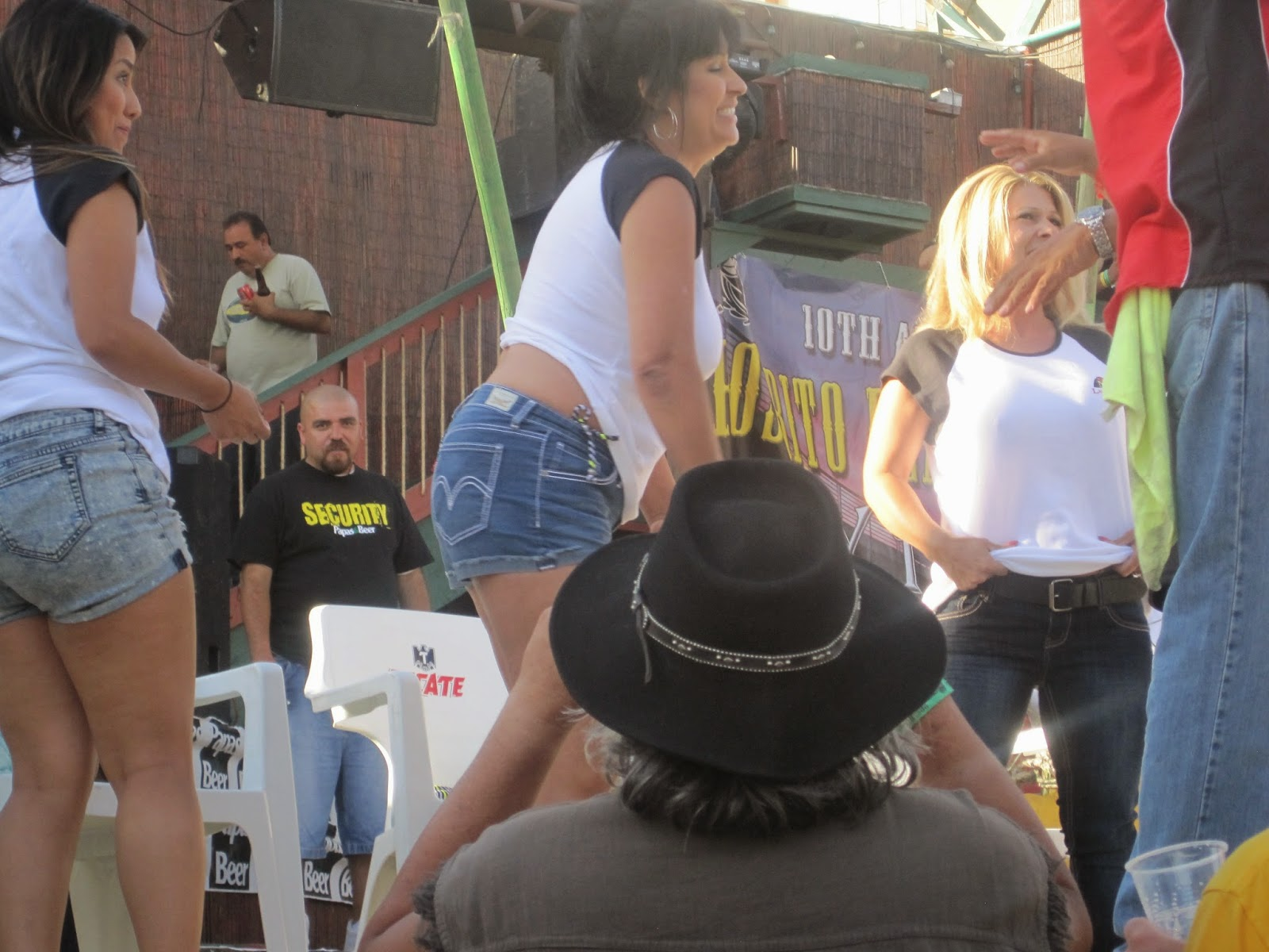 Wet tshirt competition 28 part 2 - 3 3