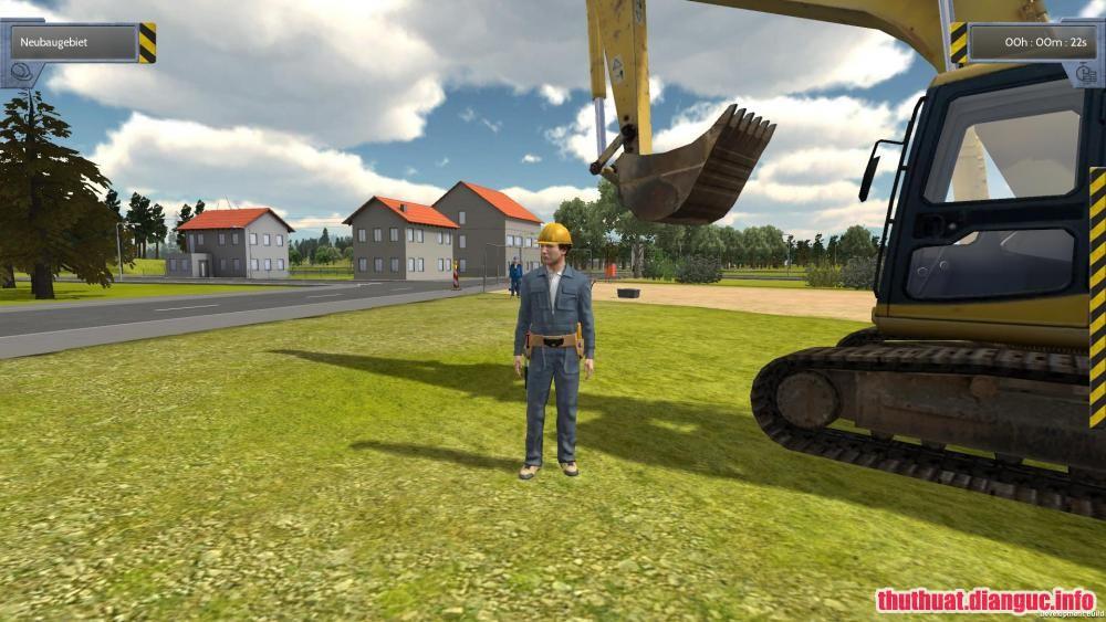 game mô phỏng xây dựng pc