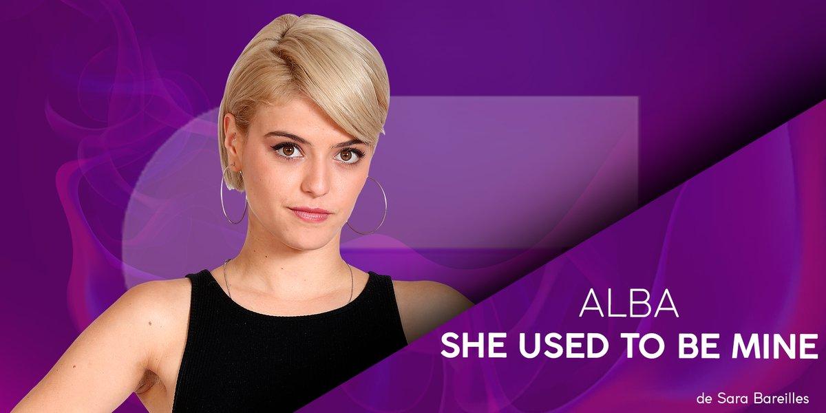 Alba Reche - She used to be mine  5f3a5ed61e0