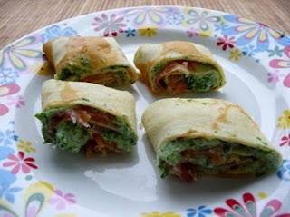 Закуски из блинчиков: идеи и рецепты