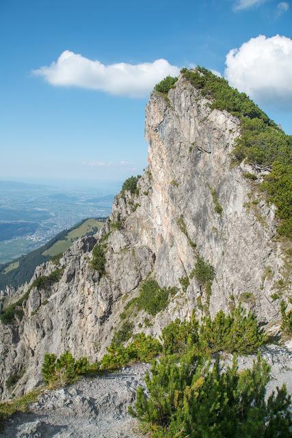 Fürstensteig  Gafadura Hütte - Drei-Schwestern - Gaflei  Wandern in Liechtenstein 10