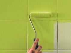 Si no te gustan los azulejos de tu cocina, píntalos