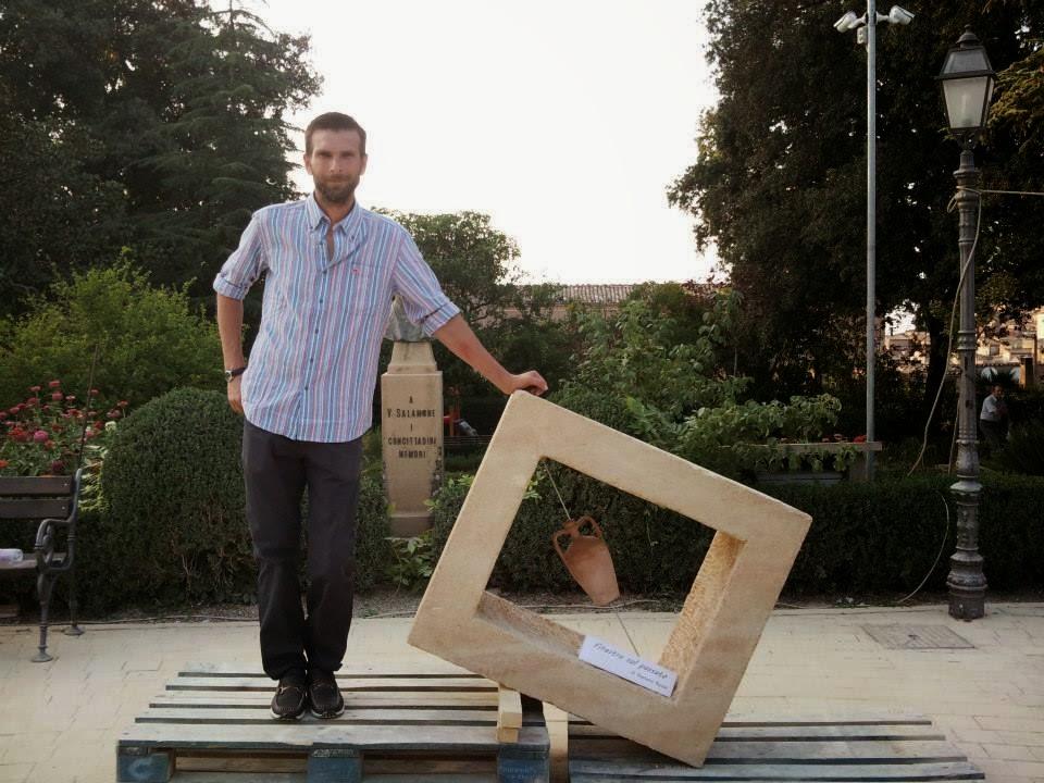 Gaetano Russo, eclettico artista amastratino