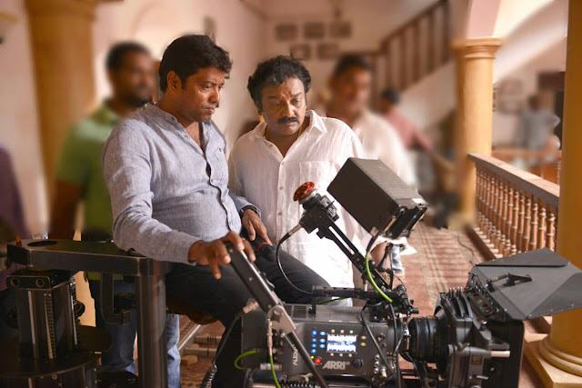 khaidi number 150 movie working stills
