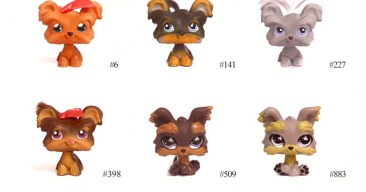Nicoles Lps Blog Littlest Pet Shop Pets Shi Tzu