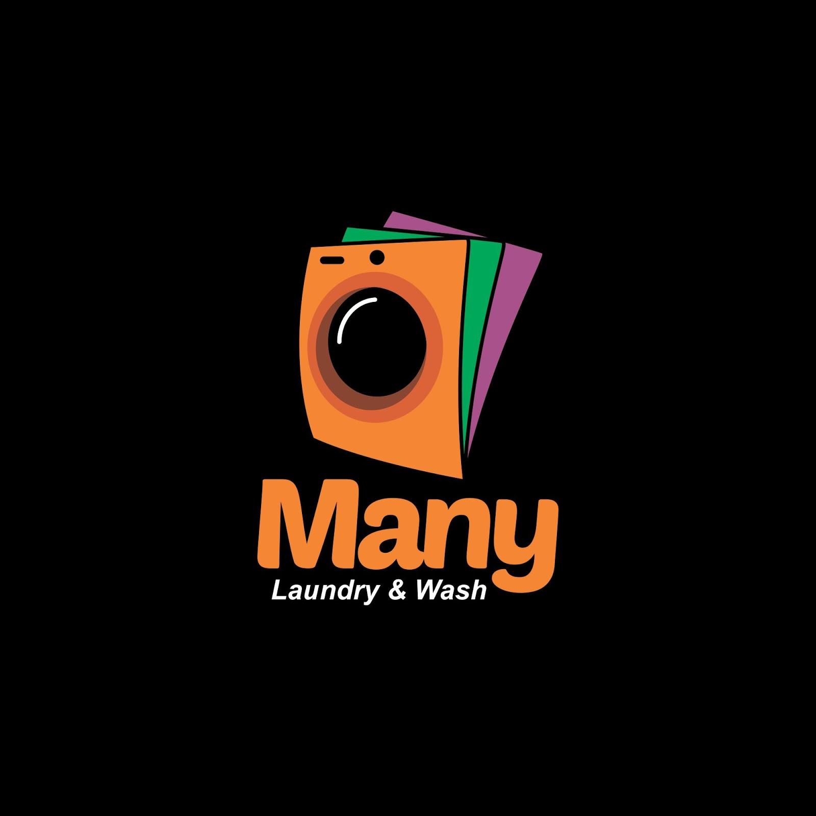 many laundry