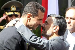 TERKKUAK! Ini Alasannya, Mengapa Iran Bela Rezim Assad di Suriah