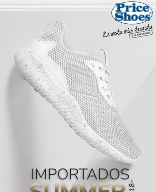 Catalogo 2018 importados Summer  Price shoes