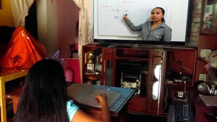 MINEDU: Más del 90 % de estudiantes ha tenido contacto con la estrategia Aprendo en casa, sostuvo el Ministro Martín Benavides