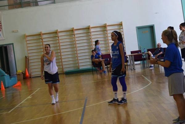 Εθνική Νεανίδων :Ελλάδα – Ισραήλ 59-58 (φιλικό προετοιμασίας)