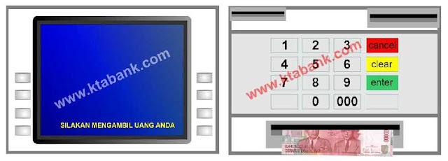 Cara Mengambil Uang Tunai di ATM BCA