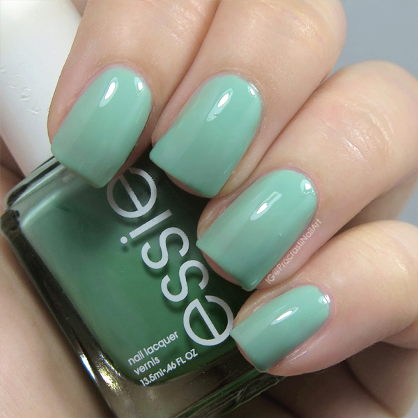 Essie Turquoise and Caicos from the 2010 Resort Collection