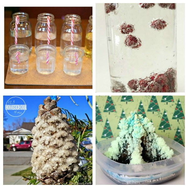 Christmas Science Ideas perfect for homeschooling in December