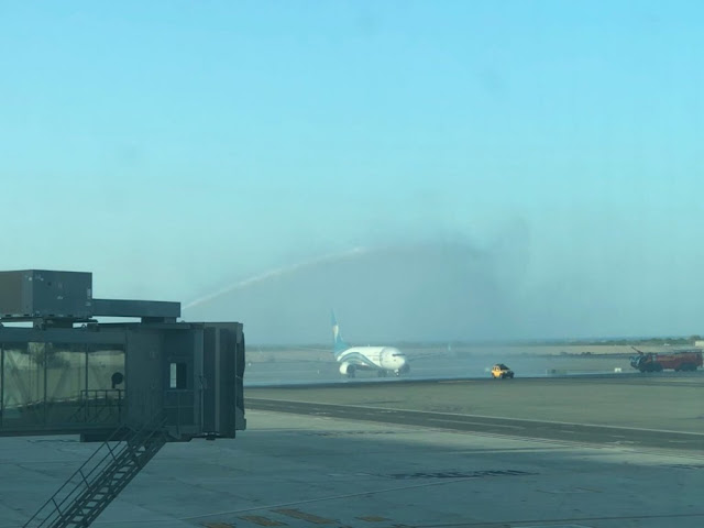 Opening of new Muscat International Airport terminal