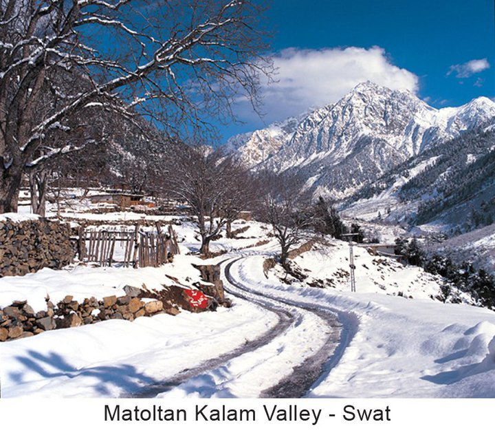 Matiltan Village, Kalam, Swat, Pakistan