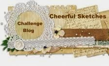 Cheerfull Sketches Challenge blog