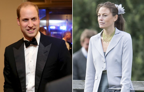Britain's Prince William was not with his family for the Easter. Prince William went to Kenya for the wedding of Jessica Craig who was his friend before he met Kate Middleton and attended the wedding