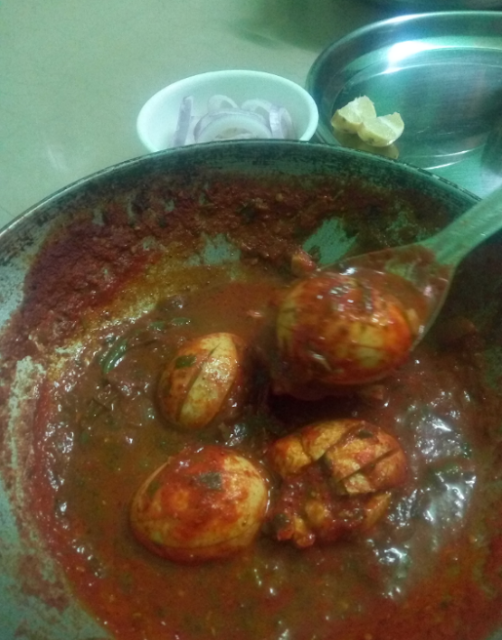 Dhaba Style Egg Curry    Egg masala recipe   Egg masala curry for