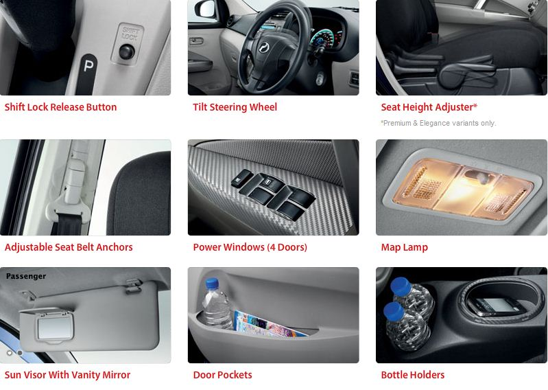 Streets Tuner: Perodua Myvi Standard & Premium