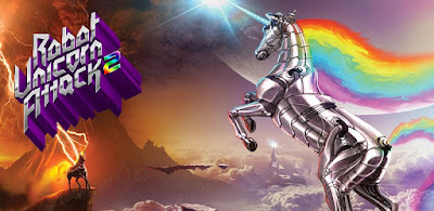 Robot Unicorn Attack 2 Apk + Data for Android