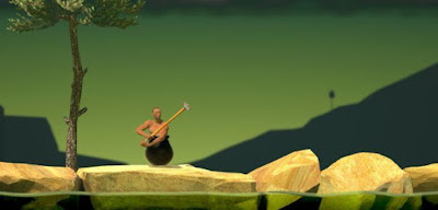 Getting Over It with Bennet Foddy Screenshot 3
