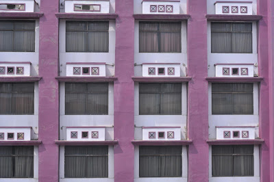 hotel sanjaya dari LRT
