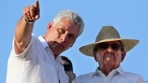 Miguel Diaz-Canel to succeed Raul Castro as president