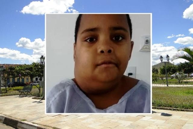 Chapada: Família pede ajuda para tratamento do garoto Daniel Bruno
