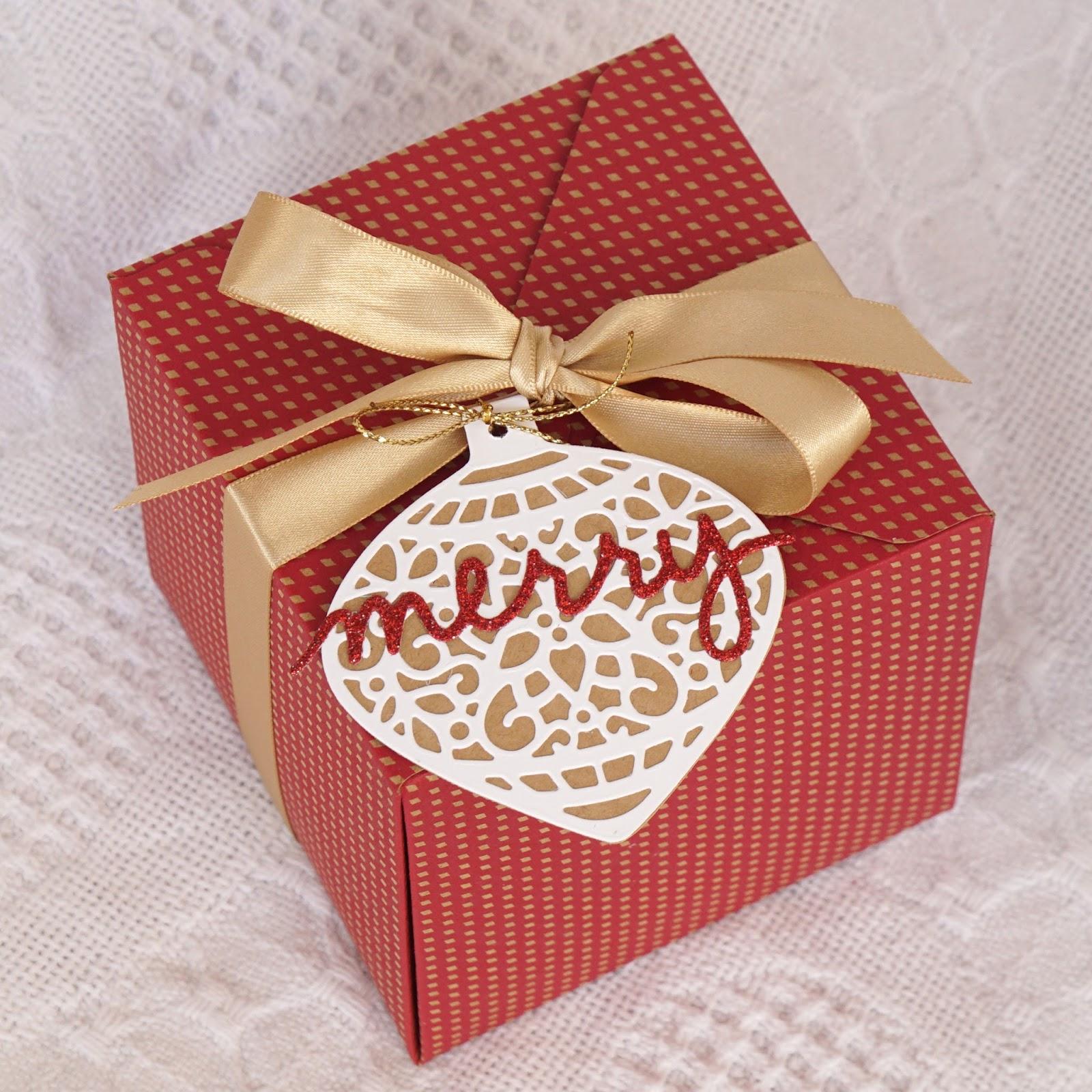 Colour me happy last christmas ornaments boxes today