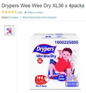 http://www.lazada.com.my/drypers-wee-wee-dry-xl36-x-4packs-144-pcs-13530777.html