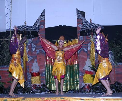 Tedung Bali , Bali Ceremonial Umbrella