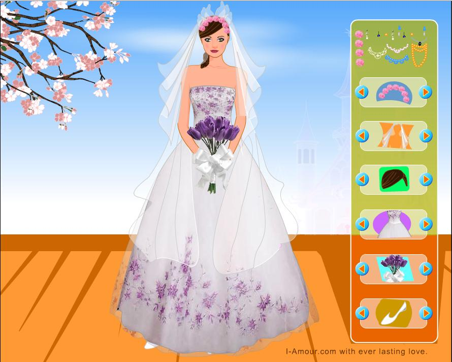 Wedding Traditional Dress Up Games | Wedding