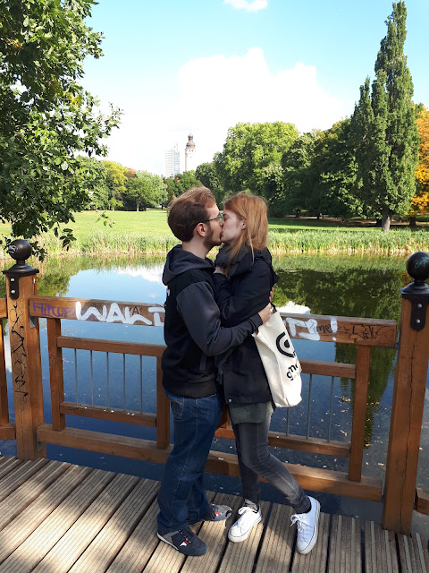 Finding love and Karli in Leipzig