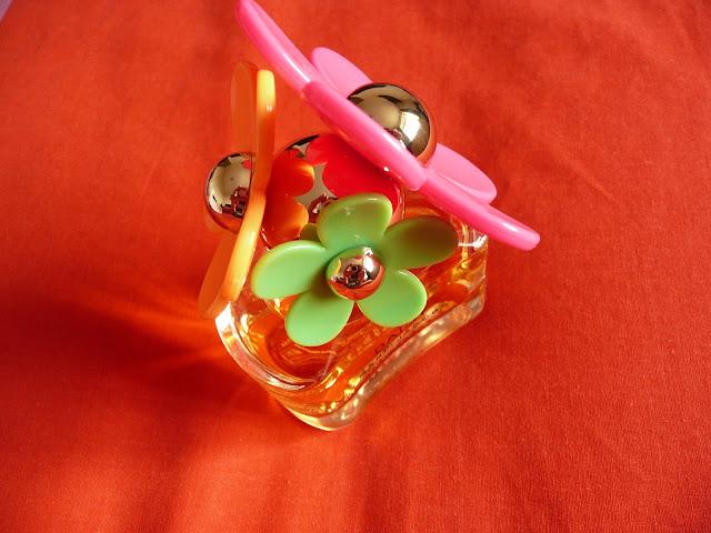 Marc Jacobs Daisy Sunshine Summer Floral Fruity Perfume Fragrance