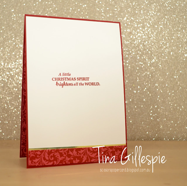 scissorspapercard, Stampin' Up!, Art With Heart, Heart Of Christmas, Dashing Along DSP, Gold Foil, Star Of Light, Starlight Thinlits