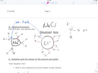 how to write on webpage ipad pro