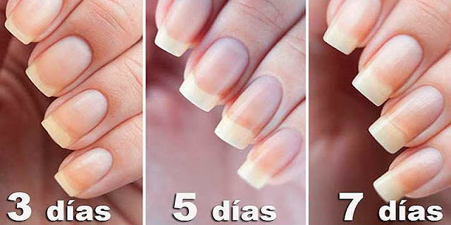 Soak Your Nails In This Homemade Mix And Prepare To Watch Them Grow Non Stop In 7 Days