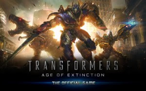 TRANSFORMERS AGE OF EXTINCTION MOD APK