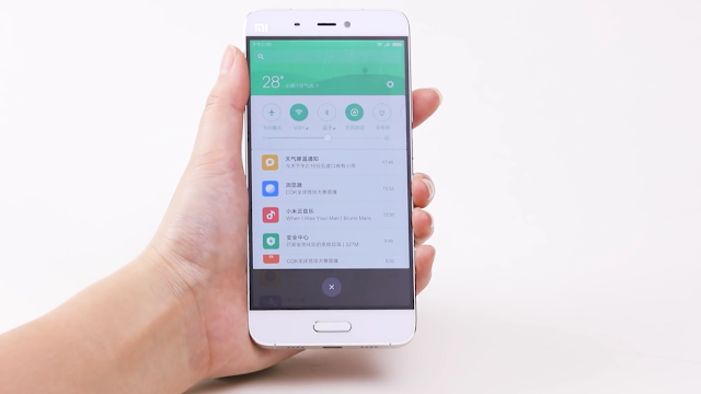 MIUI 8 to get Split-Screen multitasking feature