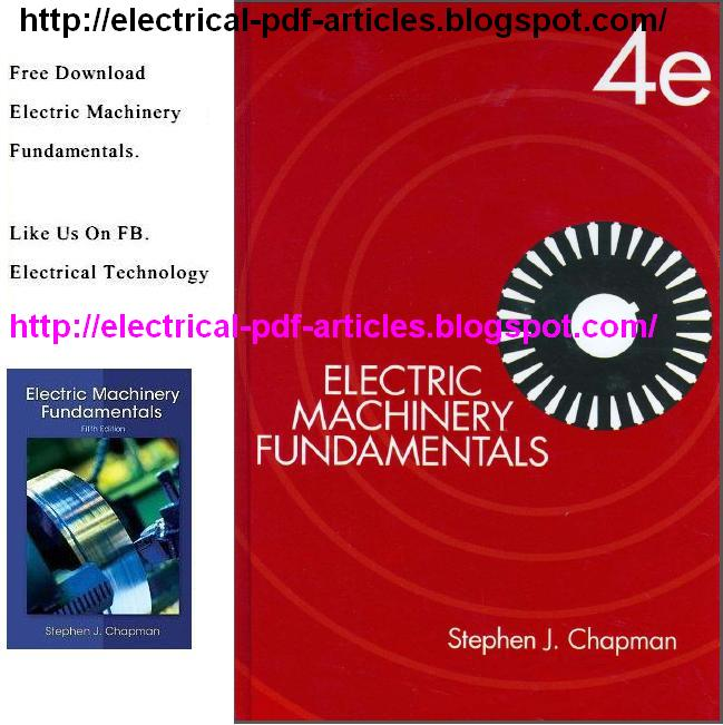 Machinery pdf electric fundamentals
