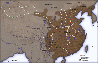 Νίγια - Όταν οι Έλληνες έφτασαν στην Κίνα